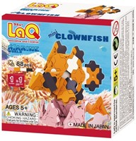 LaQ Marine World Mini Clownfish
