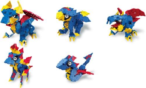LaQ - Mystical Beast Dragon-2