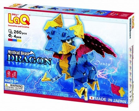 LaQ - Mystical Beast Dragon-1