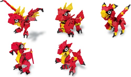 LaQ - Mystical Beast Wyvern