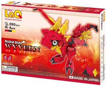 LaQ - Mystical Beast Wyvern-1