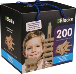 Bblocks: 200 stuks in doos