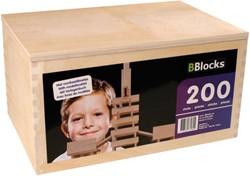 Bblocks: 200 stuks in kist