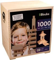 Bblocks: 1000 stuks in kist