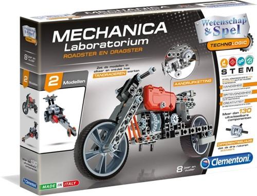 Wetenschap & Spel - Roadster & Dragster
