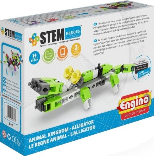 STEM Heroes - Alligator