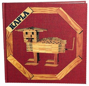 Kapla voorbeeldenboek dieren en bouwwerken