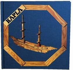 Kapla: Voorbeeldenboek nr. 2 blauw