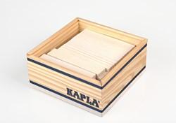 Kapla: 40 stuks in kist wit