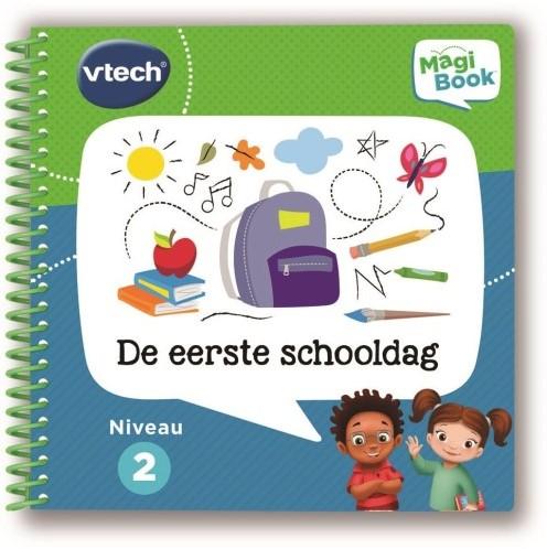 Vtech MagiBook - De Eerste Schooldag