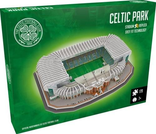3D Puzzel - Celtic Park (179 stukjes)