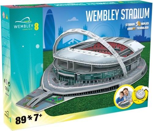 Wembley Stadium 3D Puzzel (89 stukjes)