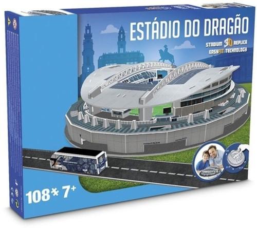 FC Porto - Do Drageo 3D Puzzel (135 stukjes)