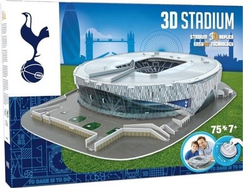 Tottenham Hotspur Stadium 3D Puzzel (75 stukjes)