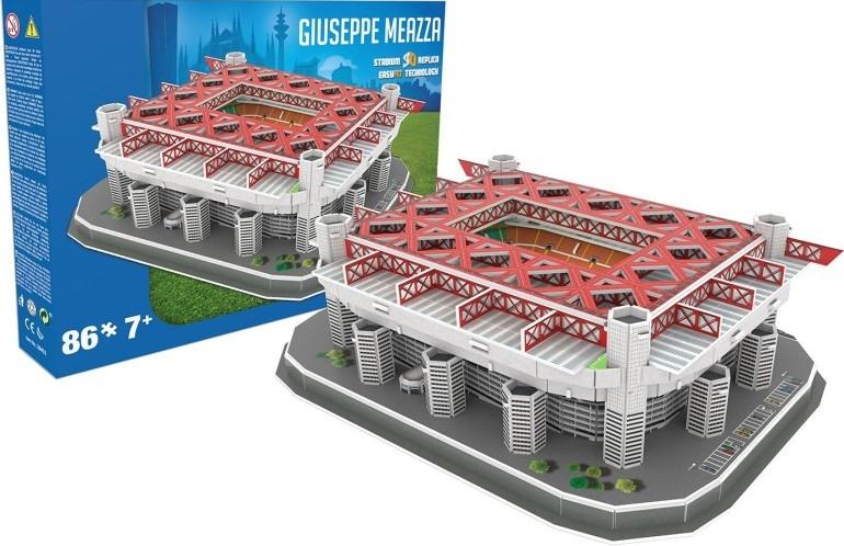 b1c146c70f7 AC Milan - Giuseppe Meazza 3D Puzzel (86 stukjes) - kopen bij ...