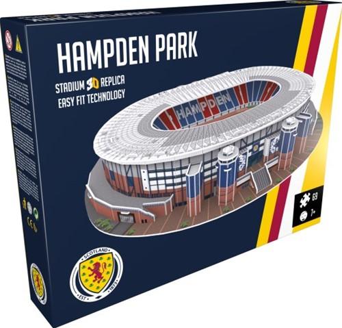Hampden Park 3D Puzzel (69 stukjes)