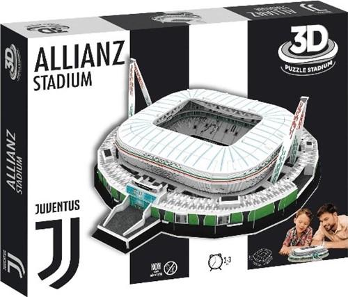 Juventus - Allianz Stadium 3D Puzzel (98 stukjes)