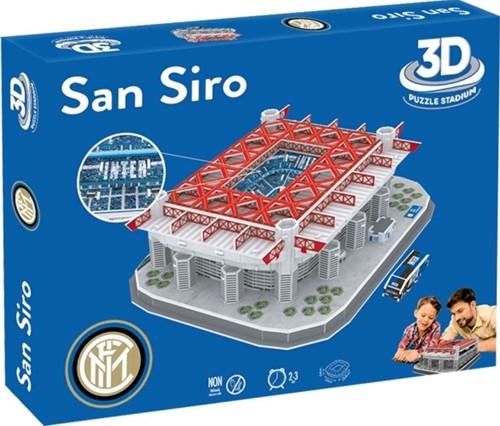 Inter Milan - Giuseppe Meazza 3D Puzzel (98 stukjes)