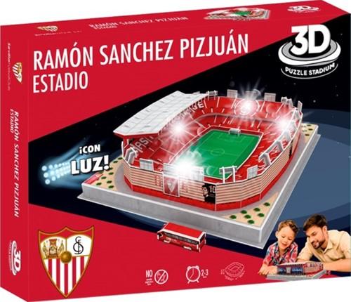 Sevilla - Ramon Sanchez Pizjuan 3D Puzzel (98 stukjes)