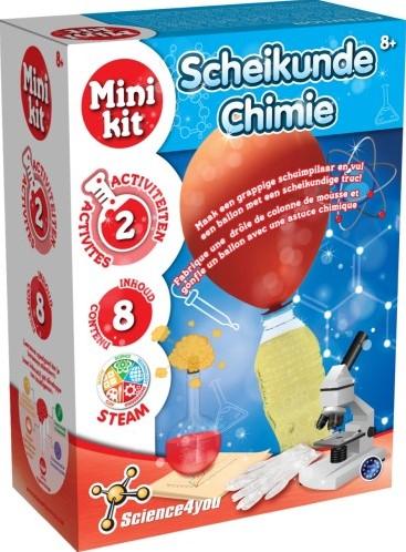 Science4You - Mini kit Scheikunde