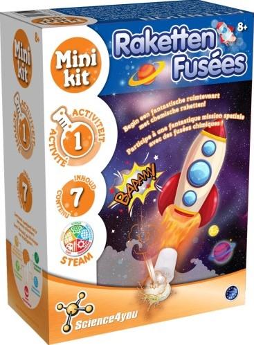 Science4You - Mini kit Raketten
