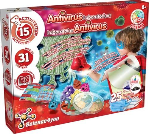 Science4You - Anti Virus Laboratorium