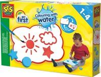 SES - My First - Tekenbord Kleuren met Water