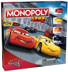 Monopoly Junior - Cars 3
