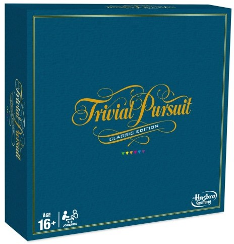 Trivial Pursuit - Classic