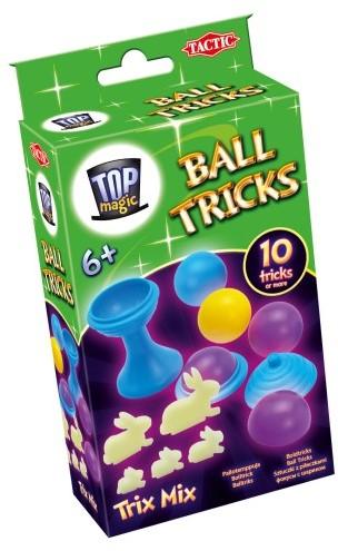 Goochelset Trix Mix Ball Tricks