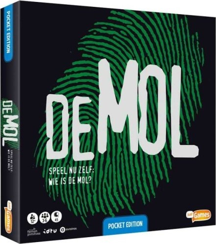Wie is de Mol - Reisspel