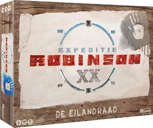 Expeditie Robinson - De Eilandraad Bordspel
