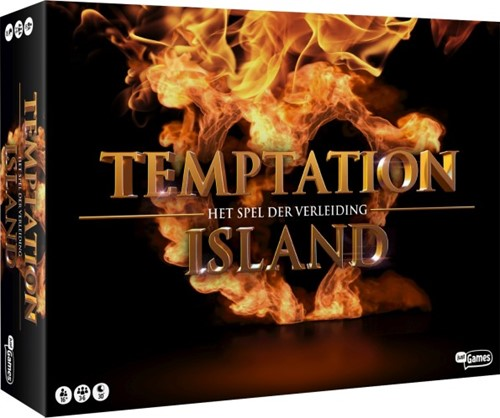 Temptation Island - Bordspel