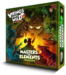 Vikings Gone Wild - Masters of Elements Expansion