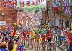 Le Tour de Yorkshire - Gift Box - Steve Crisp Puzzel (500 stukjes)