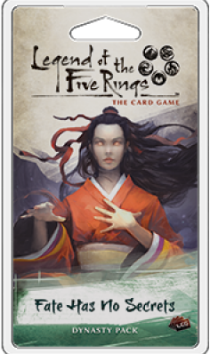 Legend of the Five Rings - Fate Has No Secrets