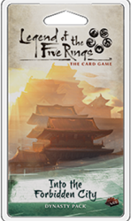 Legend of the Five Rings - Into the Forbidden City