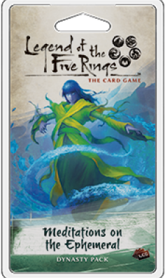 Legend of the Five Rings - Meditations on the Epheme