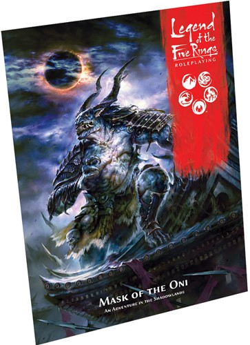 Legend of the Five Rings - Mask of the Oni