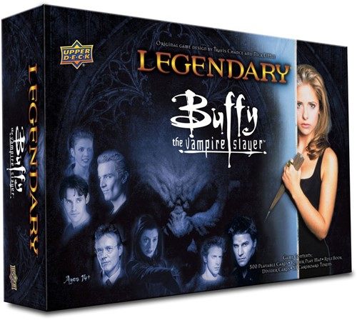 Legendary - Buffy the Vampire Slayer - Limited Edition