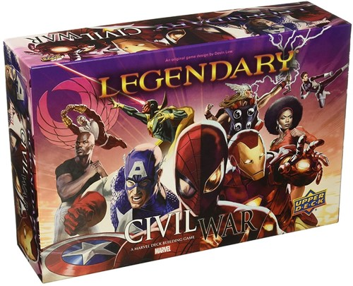 Marvel Legendary - Civil War