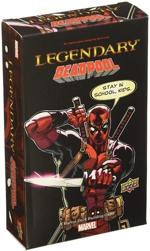 Marvel Legendary - Deadpool (Open geweest)