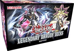 Yu-Gi-Oh! - Legendary Dragon Decks