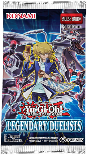 Yu-Gi-Oh! Legendary Duelists - Boosterpack