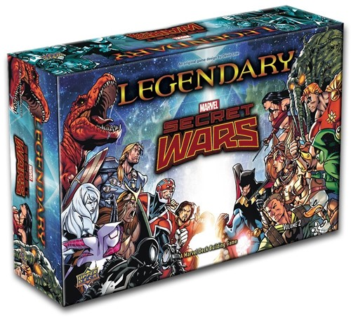 Marvel Legendary - Secret Wars Volume 2