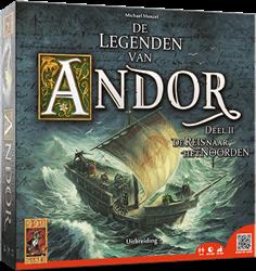 De Legenden van Andor: De Reis naar het Noorden