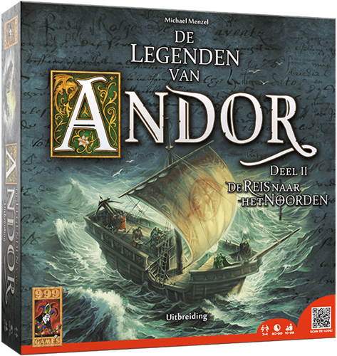 De Legenden van Andor - De Reis naar het Noorden