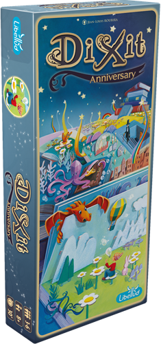 Dixit - 10th Anniversary Expansion