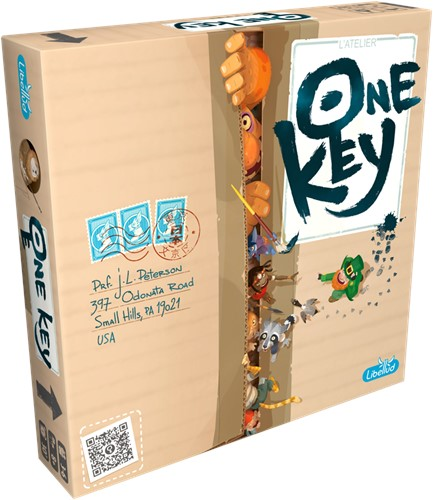 One Key - Bordspel