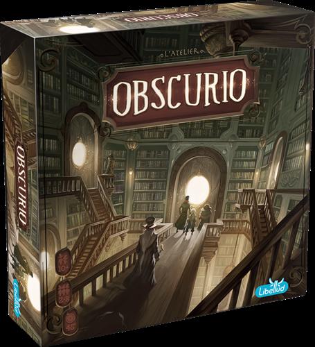 Obscurio - Bordspel